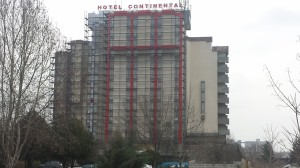 Hotel Continental skele
