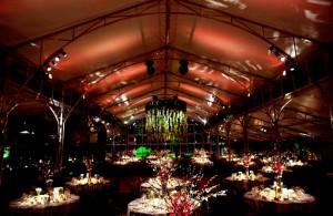 Montazna hala nameneta za svadba
