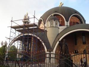 Platforma za televiziski kameri- Sv. Kliment Ohridski