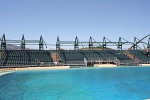 Tribini za gledanje vodni sportovi